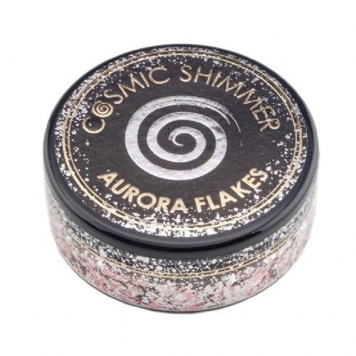 Icy Pink Cosmic Shimmer Aurora Flakes (50ml)